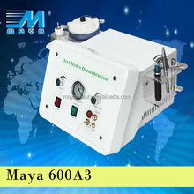 MY-600A3 Guangzhou MAYA 3in1 facial exfoliate machine/skin cleansing device(CE )