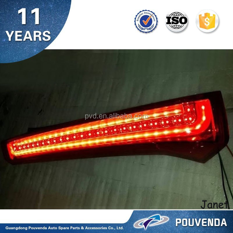 2015 Hot sell LED Pillar Light Auto Accessories For Sportage 15+ From Pouvenda