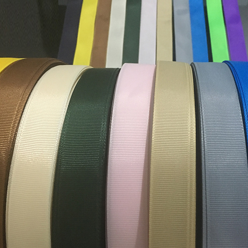 Factory Wholesale plain / twill / bias polyester tape