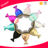 2017 Coloful Fish Shaped Makeup Brush Mermaid Brush For Foundation BB Cream bestsell