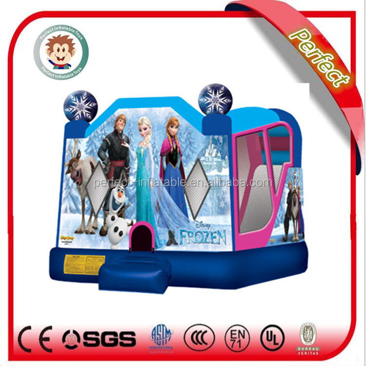 Cheap bounce houses, inflatable bounce house, frozen jumping castle