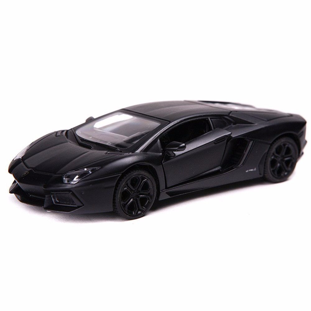 1:18 Scale Alloy Diecast Car Model For Collection