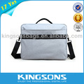 Kingsons factory price Students Mens Laptop Bag Casual Hidden Compartment Shoulder Long Strap Organizer Bag