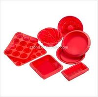 Nonstick Silicone Bread and Loaf Pan for Baking Bread and Large Cakes
