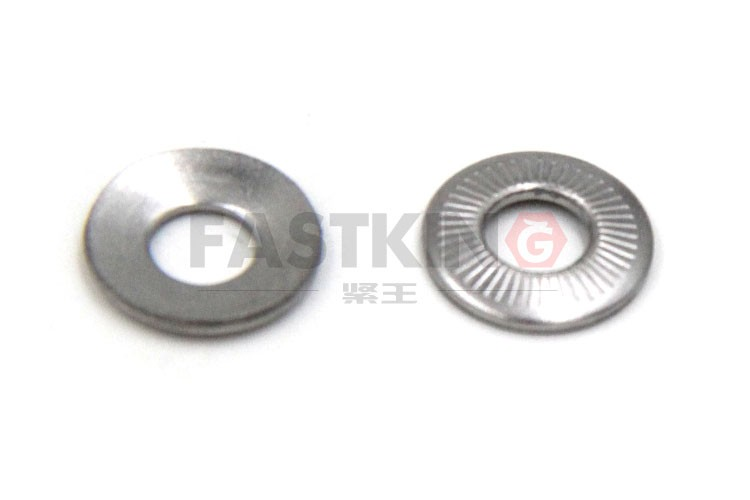 Stainless steel 304 conical Belleville spring lock france standard French Type Z Spring Narrow washer NFE25-511