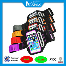 China Supplier high quality Neoprene sport armband for mobile phone