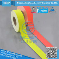 fire resistant nomex armid Reflective strip Fabric tape for firefighter uniform against fireproof