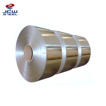 ASTM A653 standard hot dipped galvanized steel coil for showcases and other structural use