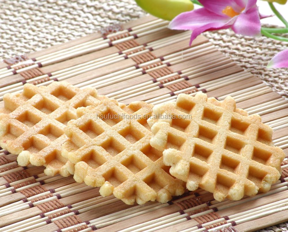 Waffle Wafer Cookies HFC LOON cookies, wafe...