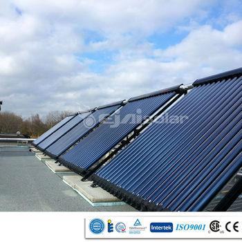 Vacuum solar collector price