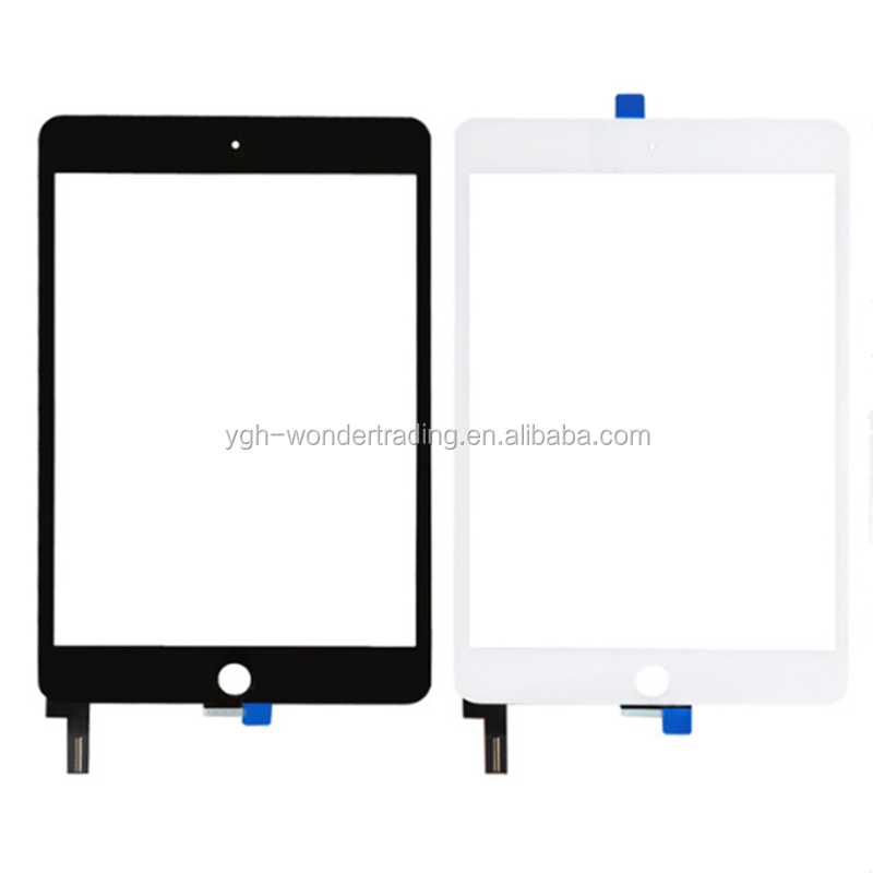 Full Front Touch For iPad mini 4 Digitizer Screen Glass LCD Display