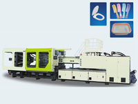 NHTX180 two color injection molding machine