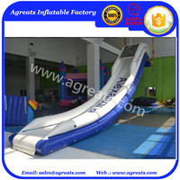 Cheap inflatable water slide parts,inflatable sea water park game G9045
