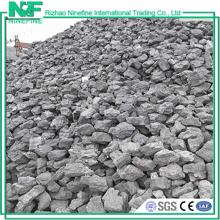 Low P Low ash Low moisture Metallurgical coke specification in coke fuel