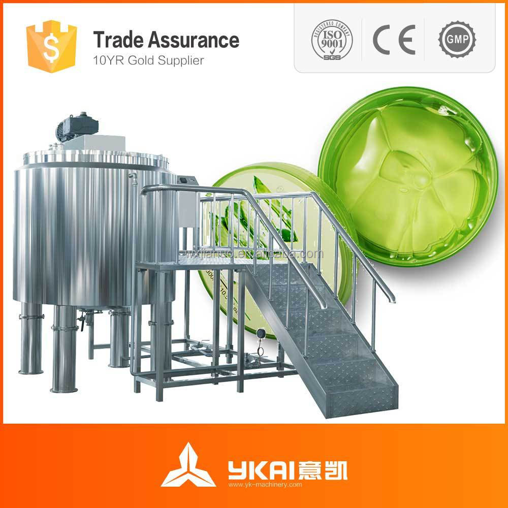 paint manufacturing equipment, machine tinting of paints, chemical mixing tank