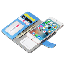 Universal Mobile Phone Wallet Case for iPhone 6S