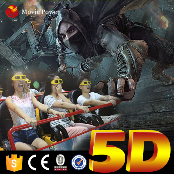 Panic buying 3d 4d 5d cartoon movies