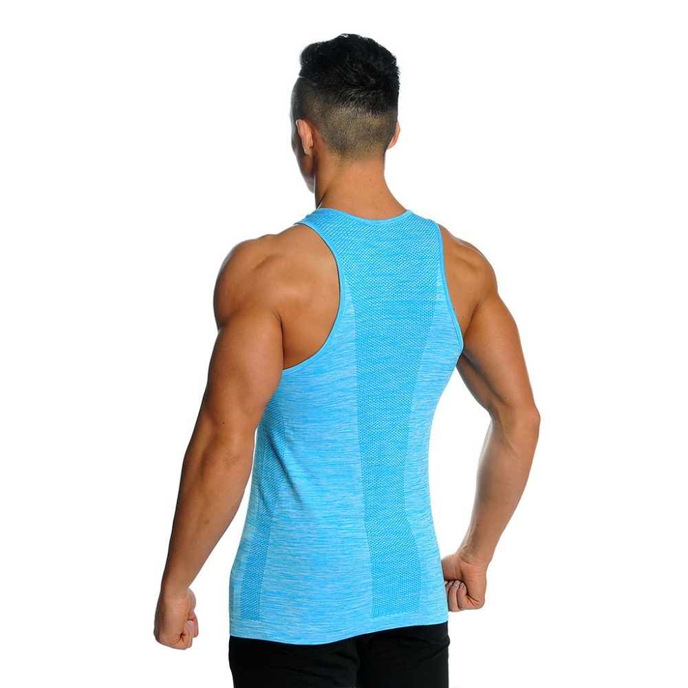 Wholesale Gym Wear for Men, Gym Shark Men's Seamless Fitness Wear Wholesale