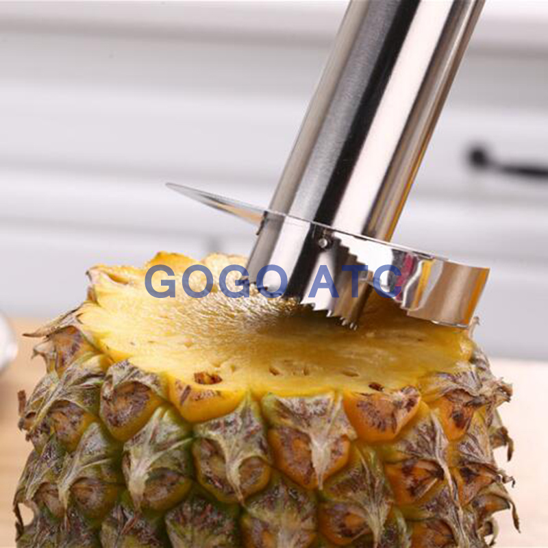 High quality long lasting pineapple peeler pineapple cutter slicer