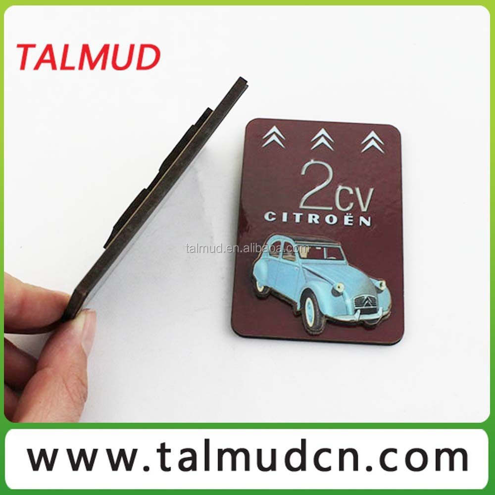 Tourist Souvenir decorative custom 3D fridge magnets