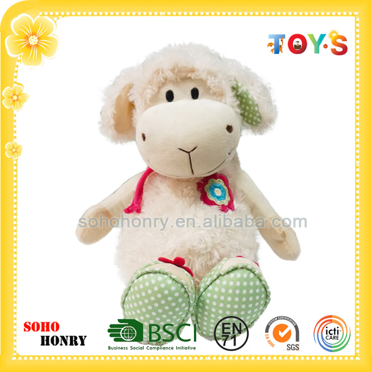 New Design Stuffed Lambs For Babies Wholesale