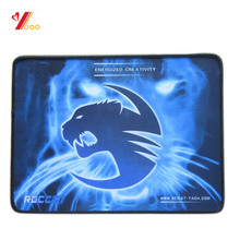 Custom big size gaming mouse pad