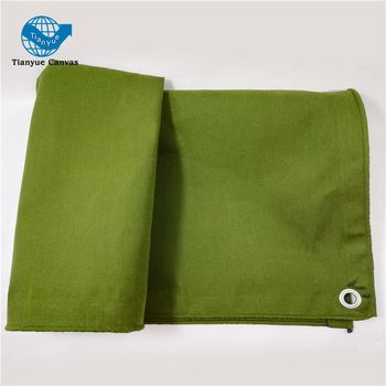 Wear-resistant and thickened silicone canvas breathable tent cloth width 2 meters
