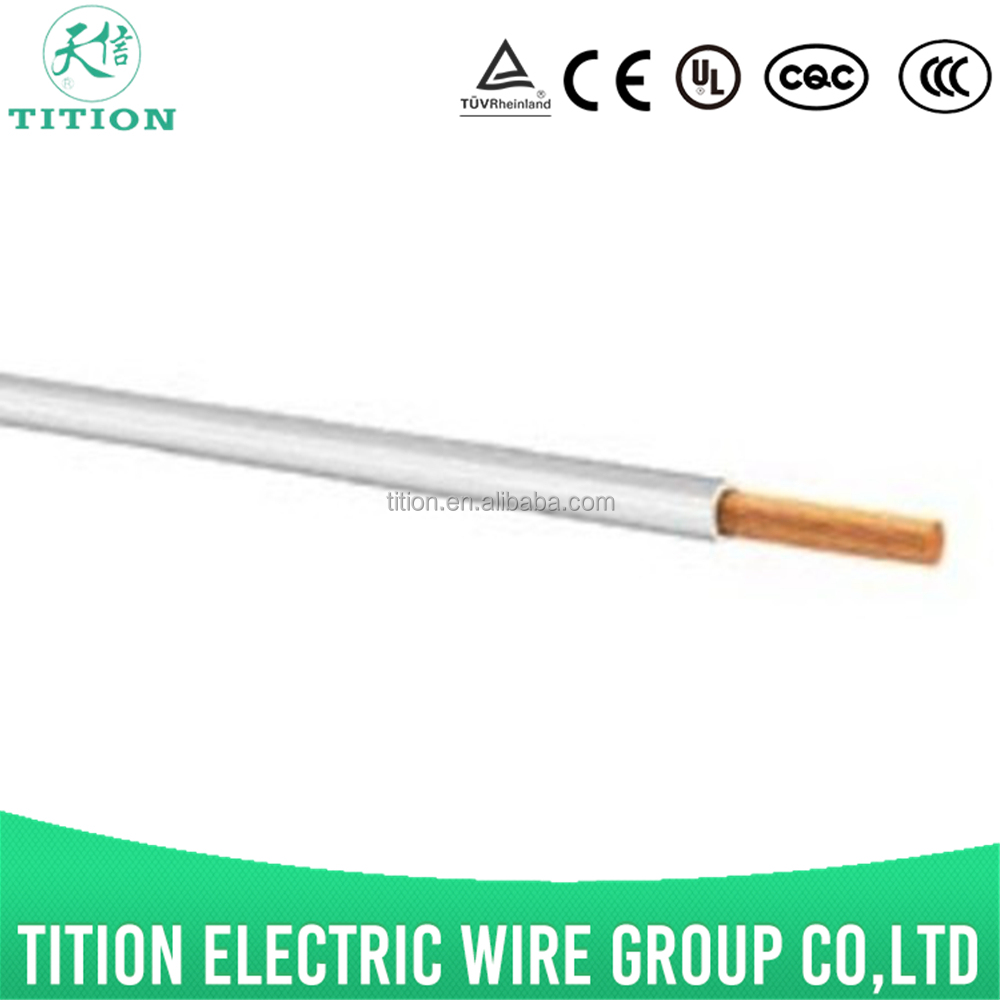 TXL 18 awg thin wall cross linked polyolefin insulated copper wire
