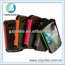2013 Hot Sale Bold 9790 Mesh Combo Case for BlackBerry