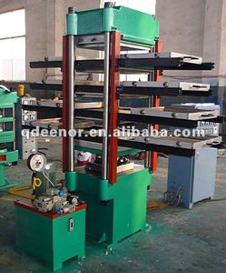 Machine for making rubber soles/ rubber hydraulic molding press/ rubber vulcanizing machine