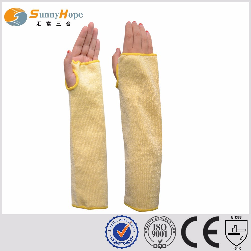 long cut resistant arm sleeves