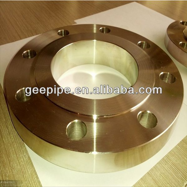 forged/forging ductile iron double flange bend/elbow
