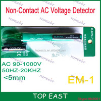 Non-contact infrared AC Alert Voltage Pen Detector Tester 90-1000V Detection range <5mm