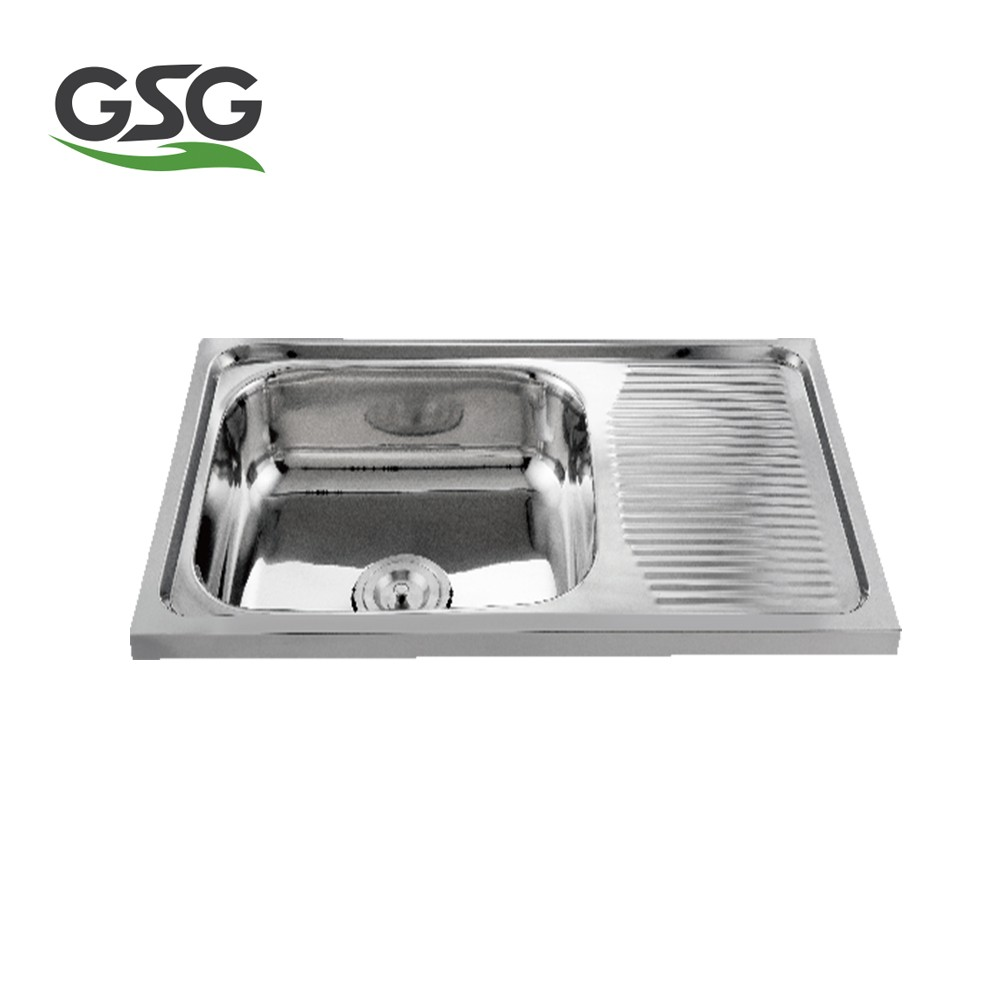 Colorful customized industrial stainless steel sinks