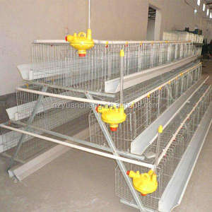 battery chicken layer cage sale for pakistan farm, layer poultry a-type battery chicken cage