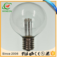 G50 led replacement bulbs e17 c9 string lights