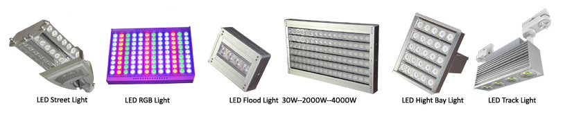 240W High Power LED Street Light For Raodway waterproof