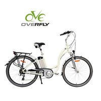 26'' green electric vehicle XY-EB003 with EC