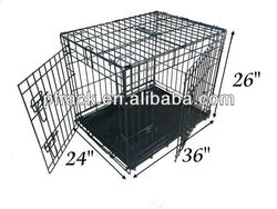 PF-PC124 5ft dog kennel cage