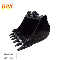 China Machinery Standard Hitachi/Sany Excavator Bucket Sizes For Sale