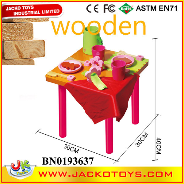 Premium Quality Gugertree Wooden KItchen Toy For Children