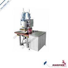 foot step dual-station high frequency fusing machine