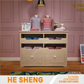 Display counter group childrenswear store fixtures. modern style HC05L05