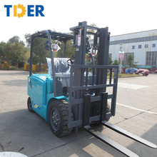 hot sale product 3 ton battery operated forklift