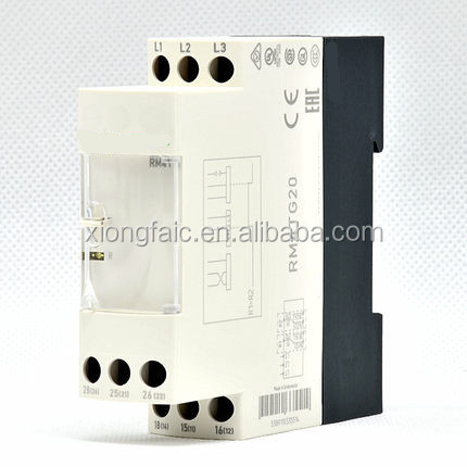 Phase Sequence Relay RM4TG20