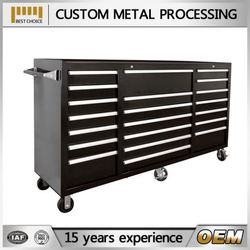 Iron Q235 cold steel tool chest roller cabinet