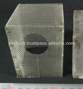Stainless Wire Mesh Protect Cover Box