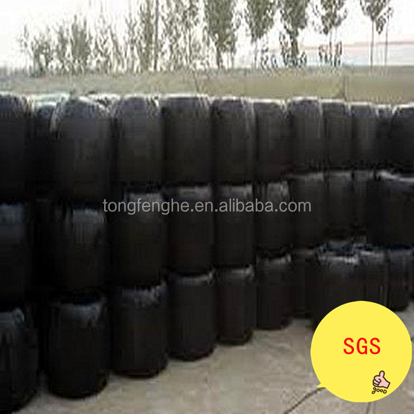 25mic 750mm 1500m Agricultural Platic Black Silage Bale Wrap <strong>Film</strong>
