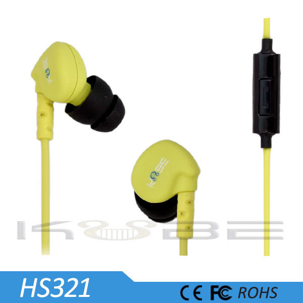 cheap fashion Colorful earphones hands free