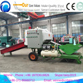 Silage baling and wrapping machine corn silage packing machine